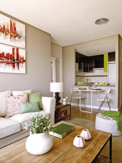Claves para reformar un piso blog no solo mudanzas for Decoracion de casas de 36 metros cuadrados